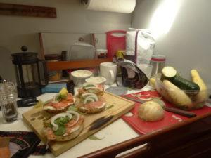 Bat Mitzvah style bagels