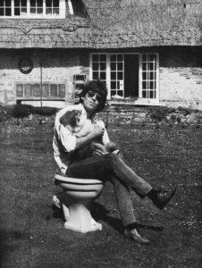 Keith Richards w/Ratbag